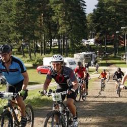 Cycling 90 km - Christina Norén (9727), Mattias Janssson (14850)