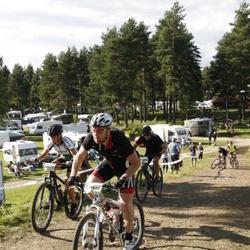 Cycling 90 km - Henric Wallqvist (11505), Emmelie Persson (12673)