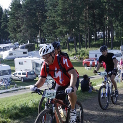 Cycling 90 km - Erik Stenborg (9091), Christian Eriksson (14113)