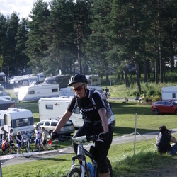 Cycling 90 km - Caroline Henriksson (9618)