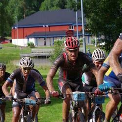 Cycling 90 km - Emil Lindgren (3), Matthias Wengelin (89)