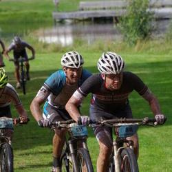 Cycling 90 km - Robert Österling (88), Henrik Mård (519)