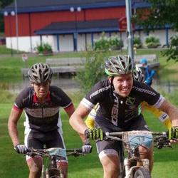 Cycling 90 km - Jakob Björklund (13), David Björklund (1295)