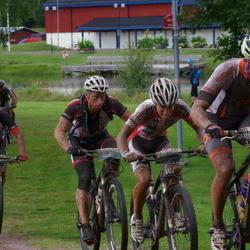 Cycling 90 km - Erik Andersson (76), Henrik Jansson (87)