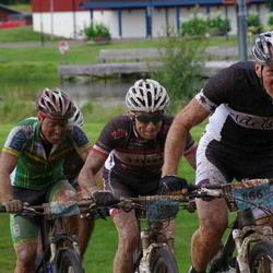 Cycling 90 km - John Nilsson (158), Henrik Hegender (486)