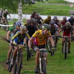 Cycling 90 km - Emil Linde (11), Alexandra Engen (304)