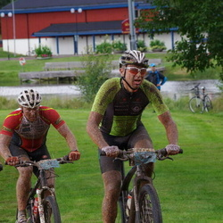 Cycling 90 km - Jens Bergström (37), Eldar Kurseth (572)
