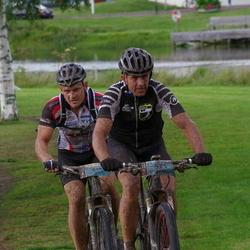 Cycling 90 km - Eive Fahlin (471), Jan Åhlin (515)