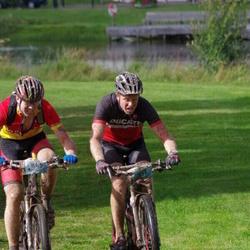 Cycling 90 km - Niklas Olsson (845), Anders Westberg (957)