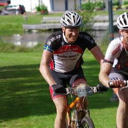 Cycling 90 km - Henrik Johansson (619), Franz Hellberg (1252)