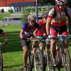 Cycling 90 km - Alexandra Engen (304), Henriette Brynthe (1109)