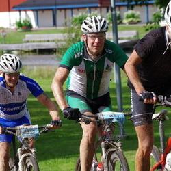 Cycling 90 km - Jan Nyström (857), Andreas Bergman (1312), Ragnhild Bolstad (1502)