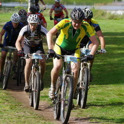 Cycling 90 km - Nils Carlsson (997), Henrik Liljeqvist (1269)