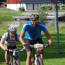 Cycling 90 km - Anders Bast (892)