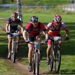 Cycling 90 km - Tobias Erlandsson (903), Carl Elwing (1311)