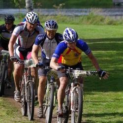 Cycling 90 km - Anders Olsson (2170), Mikael Söderblom (2271)