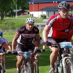 Cycling 90 km - Anders Juhlin (156), Tomas Jansson (822), Johanna Nilsson (1504)