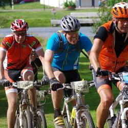 Cycling 90 km - Björn Holmseth (962), Anders Hellman (2001)