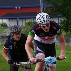 Cycling 90 km - Emil Unaas (964), Emil Carlson (2513)