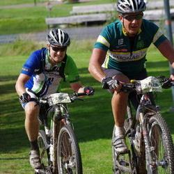Cycling 90 km - Anders Raiting (2428), Magnus Blom (2909)