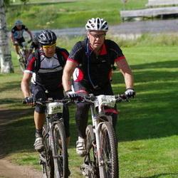 Cycling 90 km - Tomas Engman (2626), Henrik Sandin (2872)
