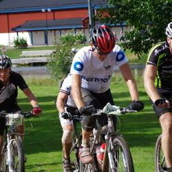 Cycling 90 km - Albin Tärning (2121), Leif Sköld (2595), Magnus Gynnemo (2676)