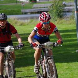 Cycling 90 km - Elisabet Hedenbergh (2480), Johannes Stötzel (2586)