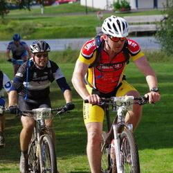 Cycling 90 km - Anders Jensen (2319), Johan Söderström (2993)