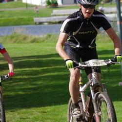 Cycling 90 km - Emil Hammar (2674), Magnus Johansson (3211)