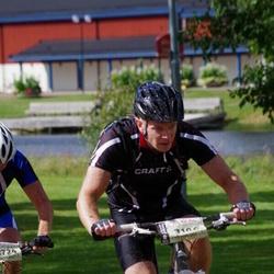 Cycling 90 km - Daniel Karlsson (3106)