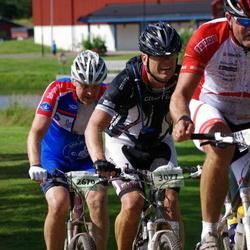 Cycling 90 km - Magnus Söderberg (2670), Peter Brink (2717), Erik Pettersson (3077)