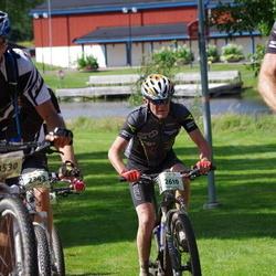 Cycling 90 km - Arne Bergström (2610), Anders Ekeroth (3530)