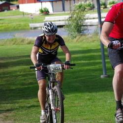 Cycling 90 km - Stefan Pettersson (3023), Anders Stegelius (3477)
