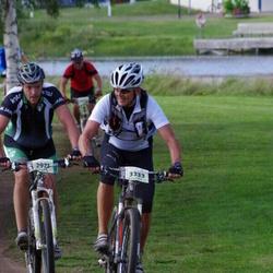 Cycling 90 km - Anders Gatu (2971), Lars-Göran Jonsson (3333)