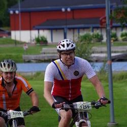 Cycling 90 km - Juhani E Turpeenoja (3255), Henrik Stomberg (3259)