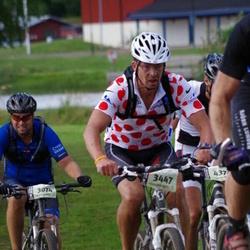 Cycling 90 km - Daniel Löfkvist (3074), Niclas Lund (3447)
