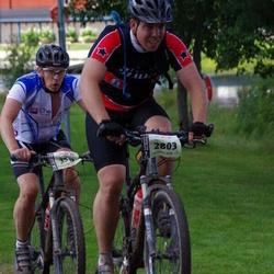 Cycling 90 km - Christoffer Gustafsson (2803)