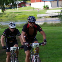 Cycling 90 km - Henrik Johansson (3414), Martin Sochor (3525)