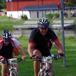 Cycling 90 km - Janne Israelsson (3461), Stefan Thorstensson (3800)