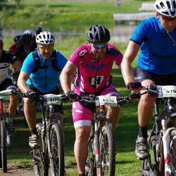 Cycling 90 km - Erik Carlwaller (4192), Henrik Elofsson (4214)