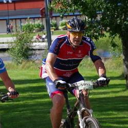 Cycling 90 km - Anders Lindgren (3075), Bosse Svensson (3817)