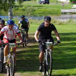 Cycling 90 km - Arne Josefsson (3412), Johan Skoglund (4265)