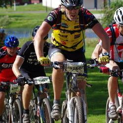 Cycling 90 km - Lars Bengtsson (3360), Hans Pålsheden (3999), Henrik Ahlning (4792)