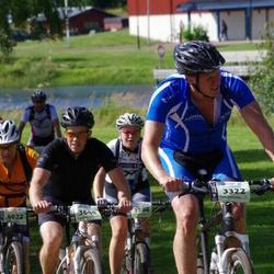 Cycling 90 km - Markus Fällbergs (3322), Johan Widell (3640), Ada Rolsdorph Braaten (3986)