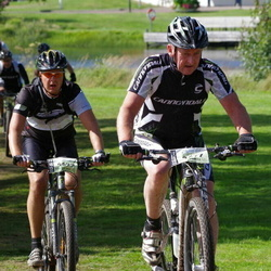 Cycling 90 km - Christer Gustavsson (3677), Jonas Eklund (4699)