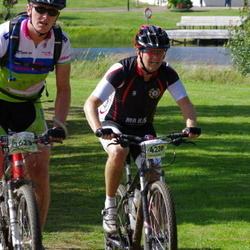 Cycling 90 km - Henrik Blomquist (4220)