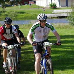 Cycling 90 km - Rickard Henriksson (3768), Anders Klockar (4622)