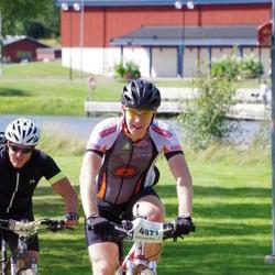 Cycling 90 km - Fredrik Hjorth (4871)