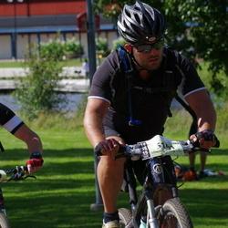 Cycling 90 km - Daniel Högberg (5109), Patrik Wållgren (5141)