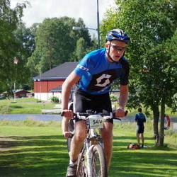 Cycling 90 km - David Svensson (5414)